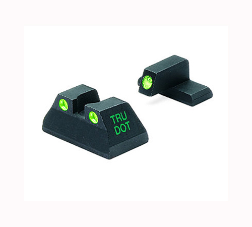 Meprolight Tru-Dot Tritium Night Sights - H&K USP FULL SIZE