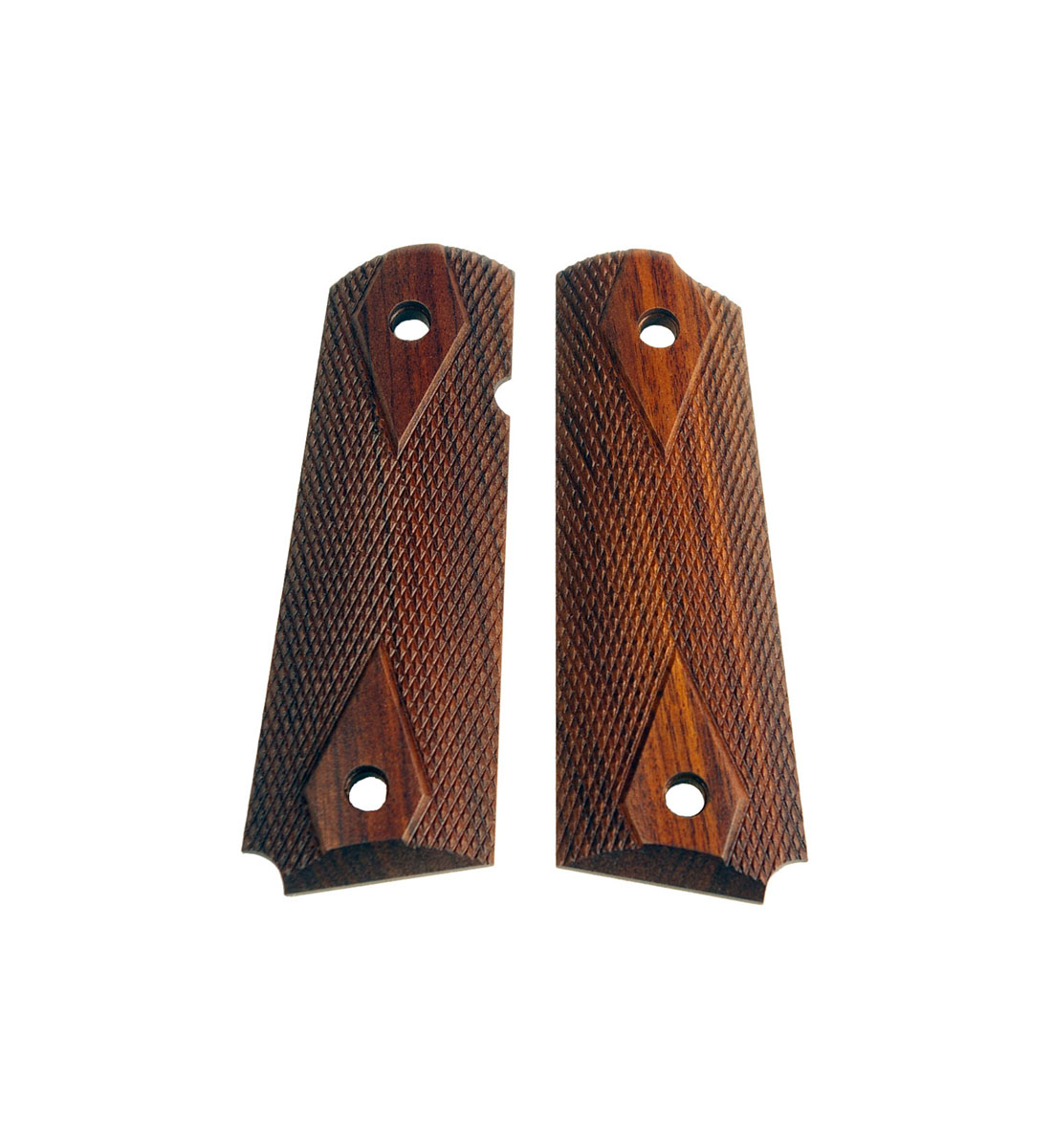 Ahrends Govt 1911 Grips, Double Diamond, Moradillo