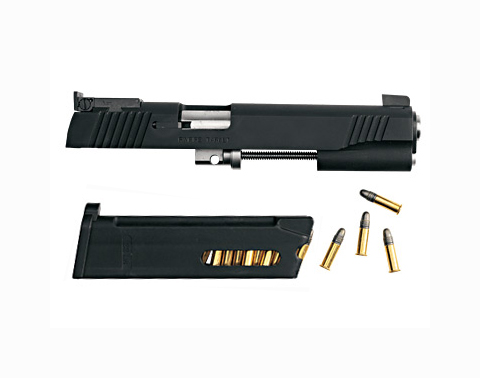 Kimber 1911 Conversion Kit, .22 LR - BLACK