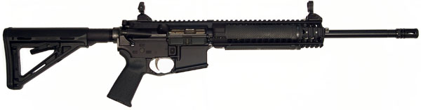 LWRC M6A2 Government, 5.56 X 45mm, 16