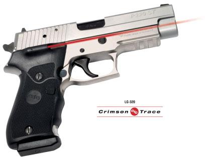 Crimson Trace Laser Grips - Sig Sauer P220