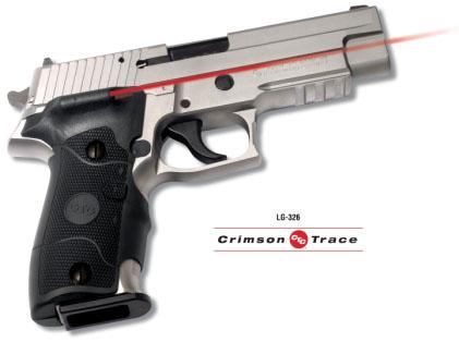 Crimson Trace Laser Grips - Sig Sauer P226