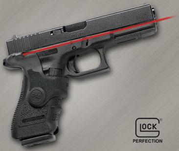 Crimson Trace Laser Grips - Glock 17 / 19