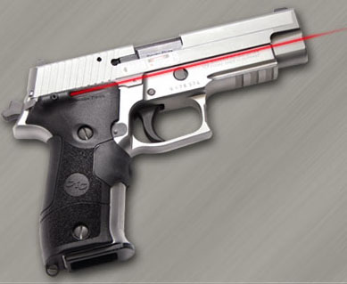 Crimson Trace Laser Grips - Sig Sauer P226 - Front Activation