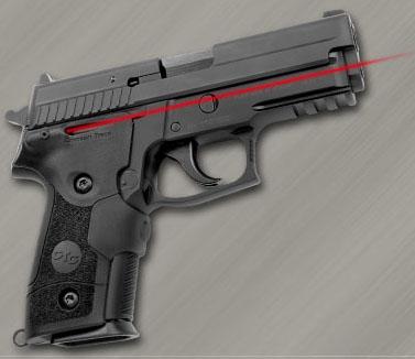 Crimson Trace Laser Grips - Sig Sauer P228 / P229 - Front Activation