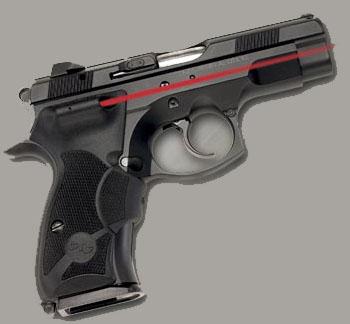 Crimson Trace Laser Grips Cz 75 Compact Pcr P 01 Top Gun Supply