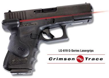 Crimson Trace Laser Grips - Glock 19/23/25/32