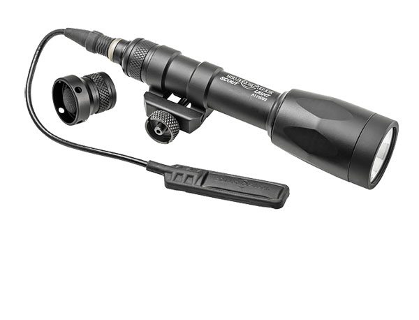 Surefire M600P Fury Scout Light - Black