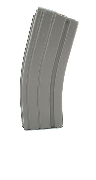D&H AR15 .223 30RD Magazine - DSG GREY w/DARK EARTH MAGPUL FOLLOWER