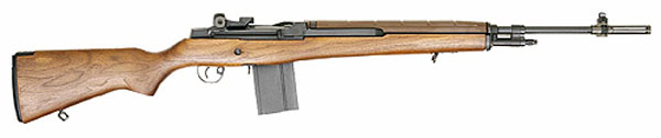 Springfield Armory M1A Standard .308 - WALNUT STOCK