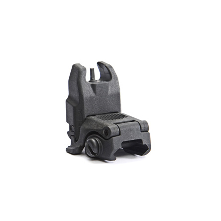 Magpul Industries MBUS Front Sight - BLACK - GENII