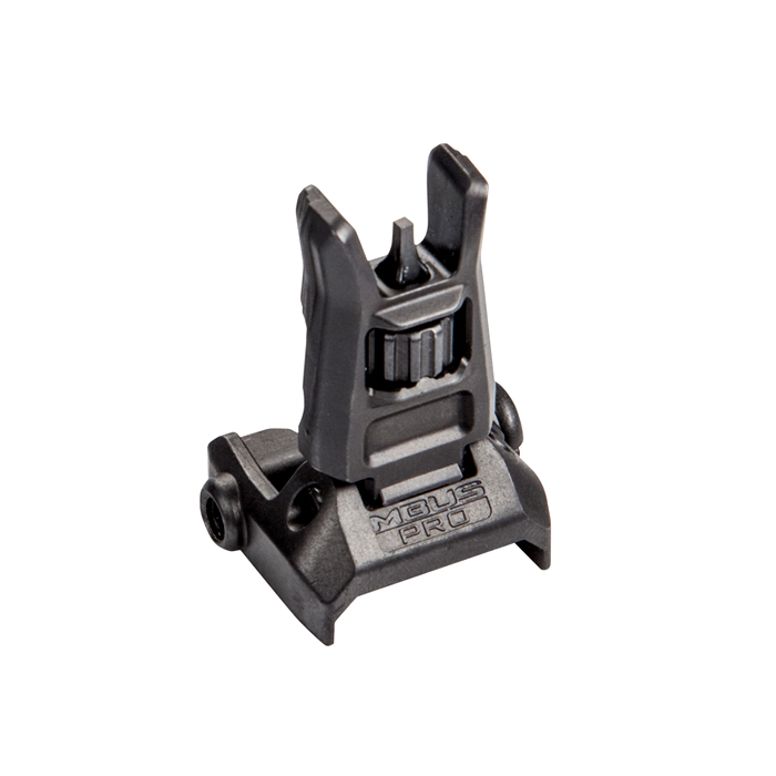 Magpul Industries MBUS PRO Front Sight - BLACK