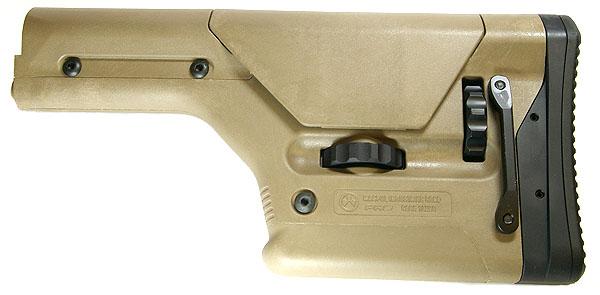 Magpul Precision Rifle Stock Gen 2 - PRS - DARK EARTH