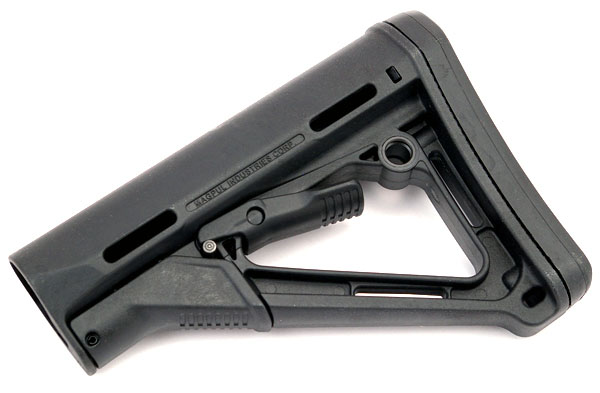 Magpul CTR Carbine Stock - COMMERCIAL - BLACK