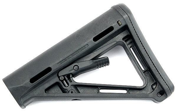 Magpul MOE Carbine Stock - MIL-SPEC - BLACK