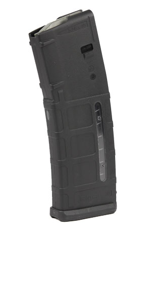 Magpul PMAG AR15 .223 30RD Magazine - MOE GEN M2 - BLACK - WINDOW