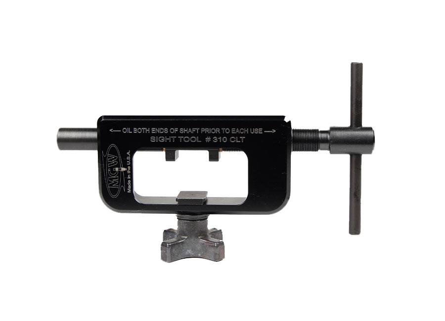 Sight adjust/install tool - 1911