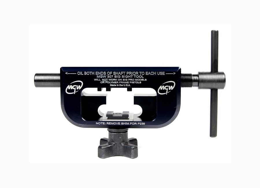 Sight adjust/install tool - SIG SAUER