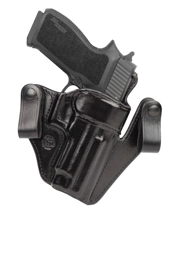 Milt Sparks VM2, H&K USP Compact 9/40