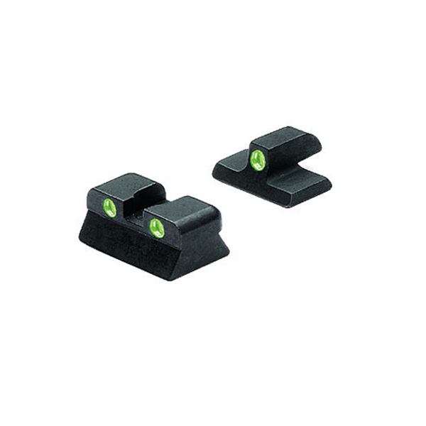 Meprolight Tru-Dot Tritium Night Sights - BHP MKIII