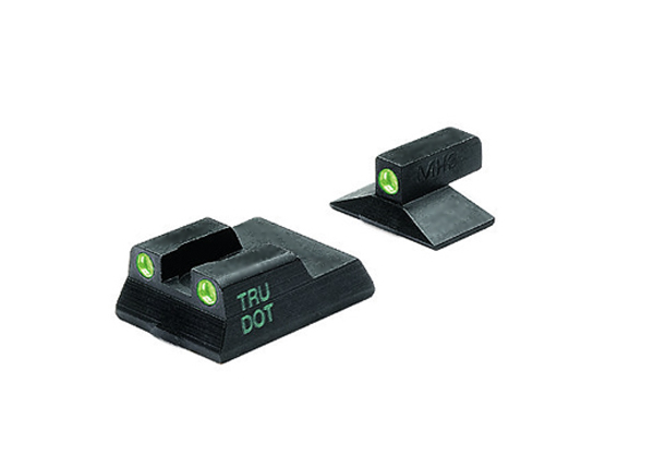 Meprolight Tru-Dot Tritium Night Sights - H&K P7 M8