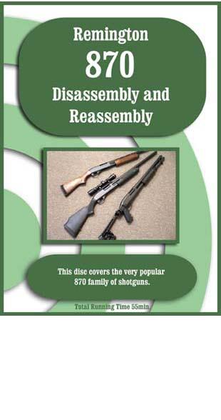 On-Target DVD Remington 870