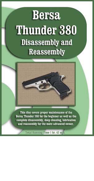 On-Target DVD Bersa Thunder 380