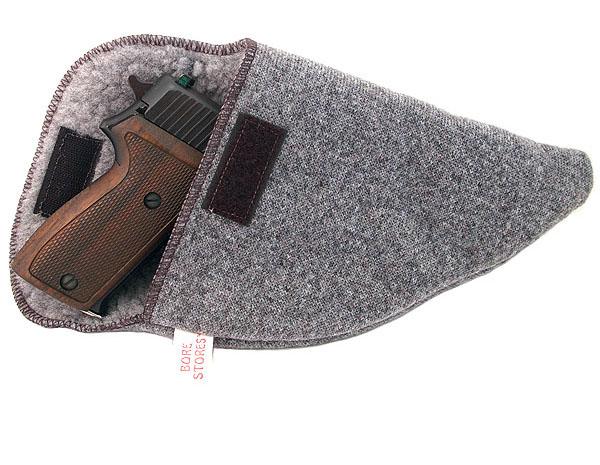Bore-Store Gun Storage Case - LONG REVOLVER 16