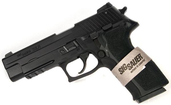 Sig Sauer P226R .22LR, Nitron, Adjustable Sights, DA/SA - Converts to 9mm, .40, .357