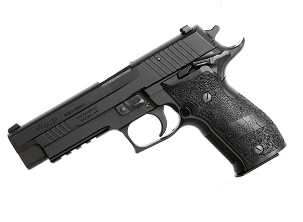 Sig Sauer P226 X-Five TACTICAL, 9mm, Night Sights, SAO
