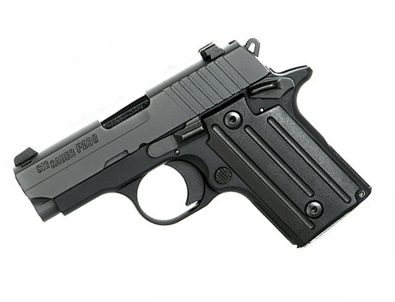 Sig Sauer P238 .380ACP, Nitron, Night Sights, SAO