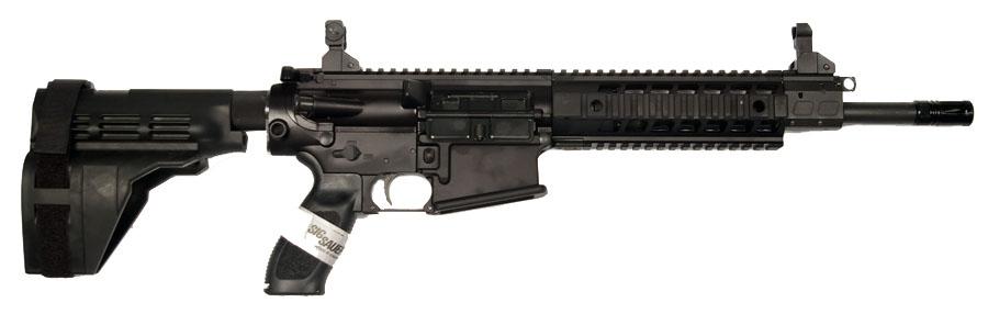 Sig Sauer P716 PISTOL, .308, 7.62mm - STABILIZING BRACE
