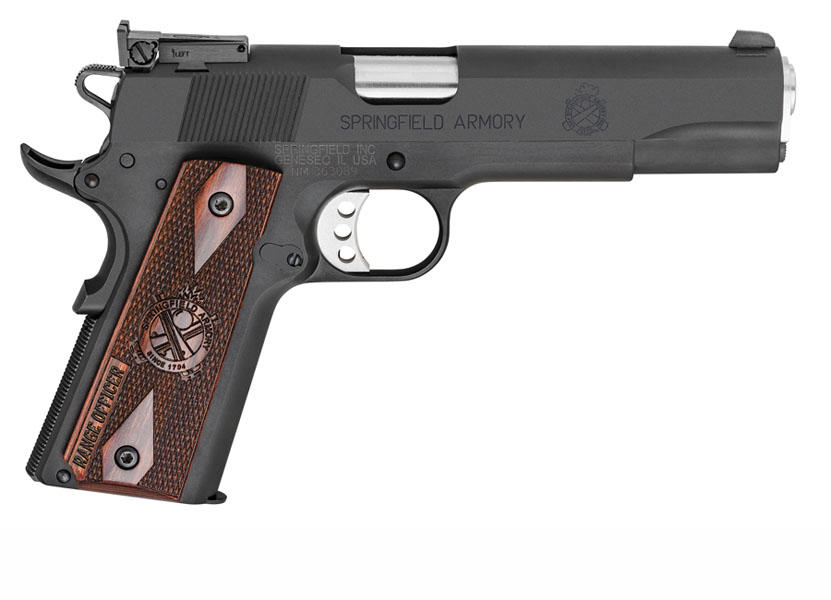Springfield Armory Range Officer 1911 9mm, 5