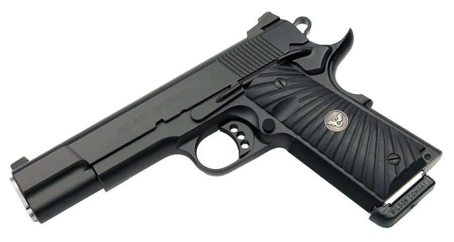 Wilson Combat Protector .45ACP, G10 Grips, Ball Cuts/Carry Cuts