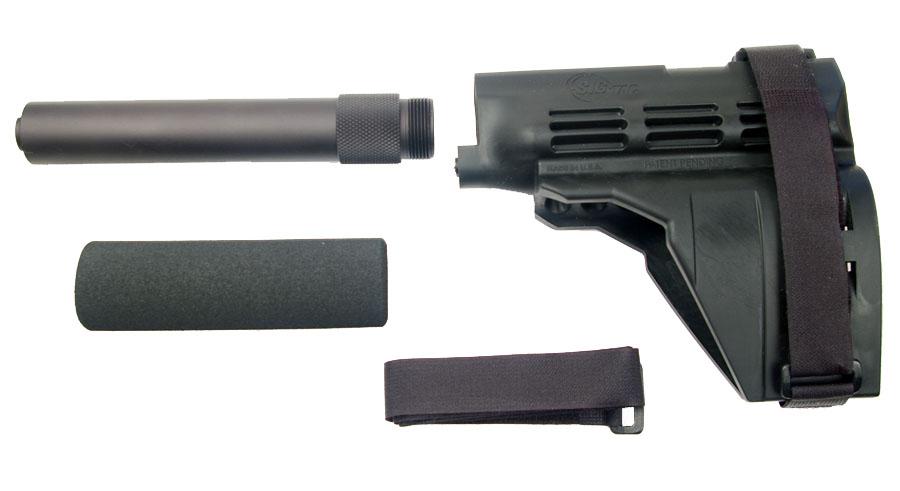 Sig Sauer SB15 Pistol Stabilizing Brace W/Buffer Tube - Sig 556 Series