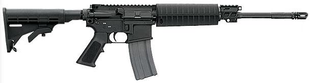Sig Sauer 516 Basic Patrol Rifle, .223, 5.56mm