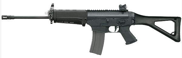 Sig Sauer 556 Patrol Side Folder Rifle, .223, 5.56mm