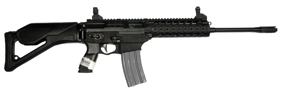 Sig Sauer 556XI SWAT - IOP