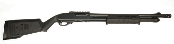 Remington 870 Tactical Magpul 12GA. Shotgun, 18.5