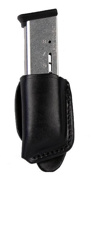 Ritchie Leather Single Mag Pouch - Glock 20/21