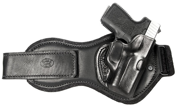 Ritchie Leather Ankle Holster - Glock 43