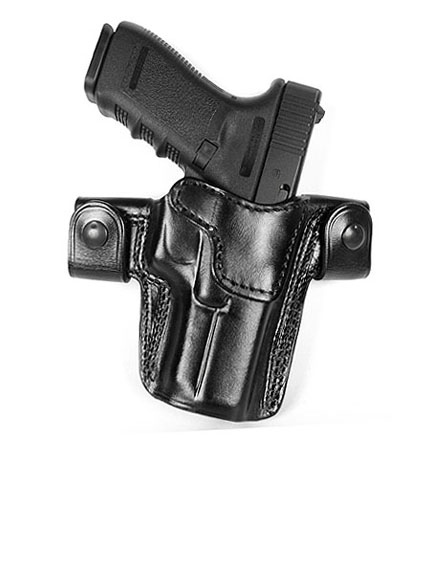 Ritchie Leather Close Quarter Quick Release - Glock 17/22