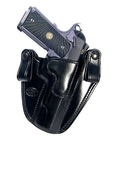 Ritchie Leather Close Quarter Quick Release - Glock 26/27