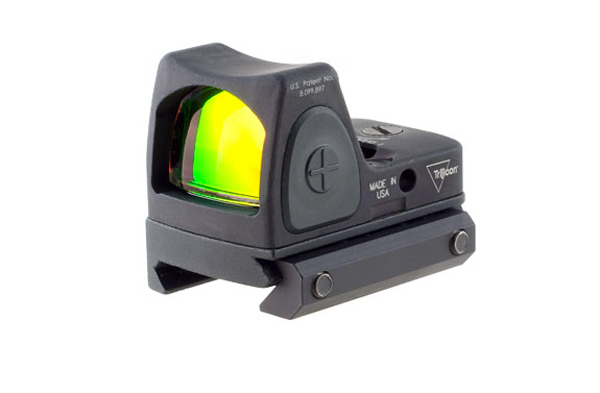 Trijicon RM07-33 with RM33 Picatinny Rail Mount
