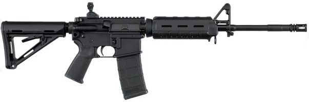 Sig Sauer M400 Enhanced Carbine, .223, 5.56mm - Black