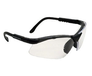 Radians Revelation Shooting Glasses BLK/CLEAR