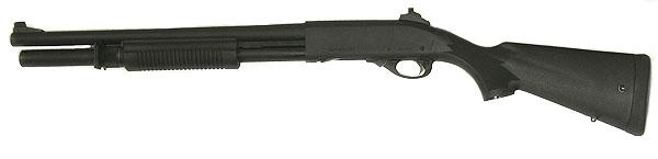 Wilson Combat Border Patrol 12GA. Shotgun, Black Armor Tuff