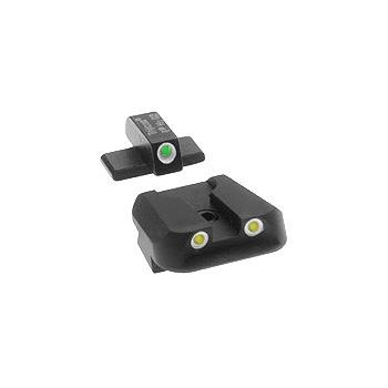 Trijicon Night Sight Set - P229 - NOVAK YELLOW REAR