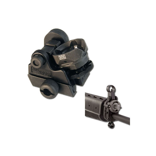 Sig Sauer SIG556 Rotary Diopter Sight Set
