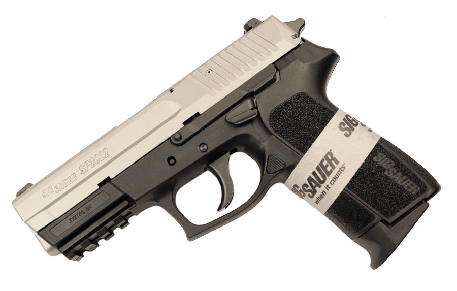 Sig Sauer SP2022 Two Tone